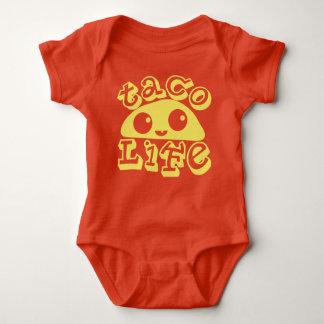Taco Life Baby Bodysuit