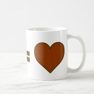 Taco=Love Coffee Mug