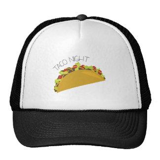 Taco Night Trucker Hats