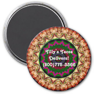 Taco Plate Special Magnet