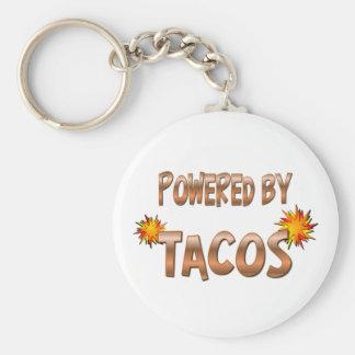 Taco Power Key Chain
