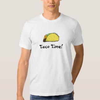 Taco Time! Tshirts