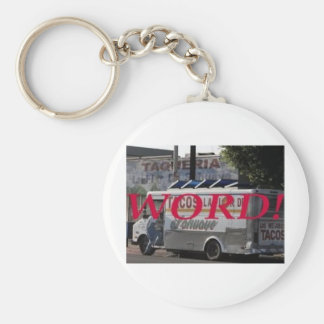 Taco Truck Key Chains