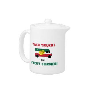 Taco Trucks On Every Corner
