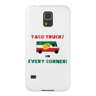 Taco Trucks On Every Corner Case For Galaxy S5