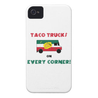 Taco Trucks On Every Corner iPhone 4 Cover