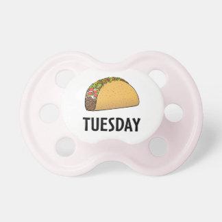 Taco Tuesday Dummy
