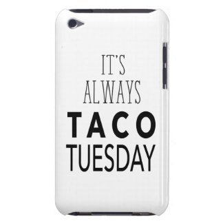 TACO TUESDAY iPod TOUCH CASES