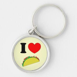 Taco Wear Keychain