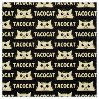 Tacocat Fabric