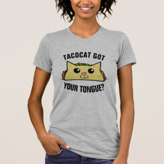 Tacocat Got Your Tongue T-Shirt