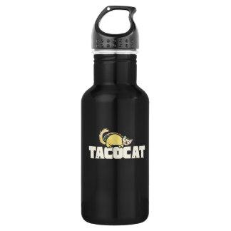 Tacocat taco cat 532 ml water bottle
