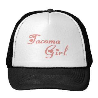 Tacoma Girl tee shirts Mesh Hats