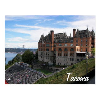 Tacoma Historic Landmark Travel Postcard
