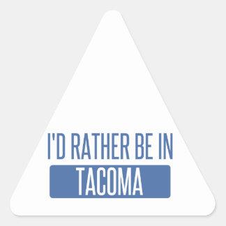 Tacoma Triangle Sticker