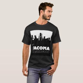 Tacoma Washington City Skyline City of Destiny T T-Shirt