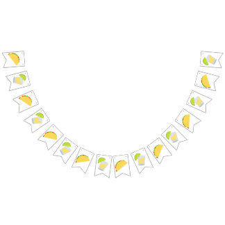 Tacos and Tequila Party Bunting