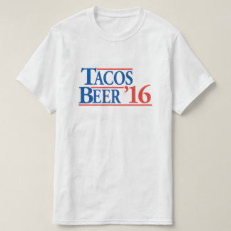 Tacos Beer '16 T-Shirt