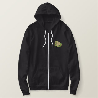 Tacos Embroidered Hoodie
