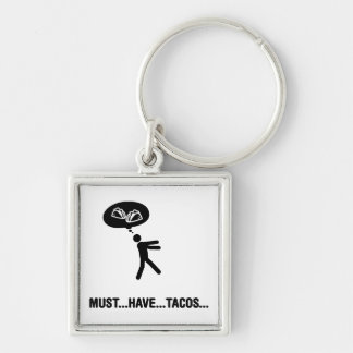 Tacos Lover Key Chain