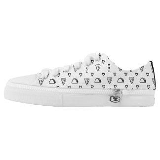 Tacos & Pizza shoes