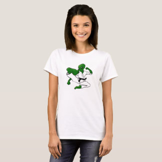 Tae Kwon Do Alien T-Shirt