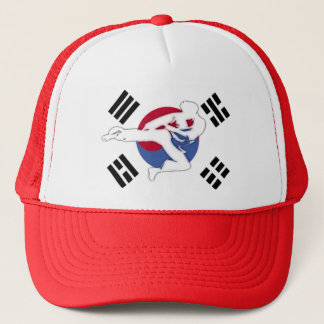 Tae Kwon Do Flyer Hat, your choice of colors Trucker Hat