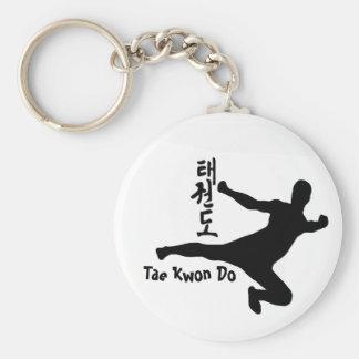 Tae kwon do key ring