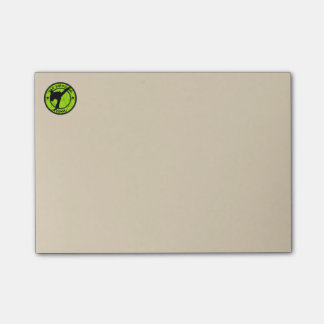Tae Kwon Do Post-it Notes