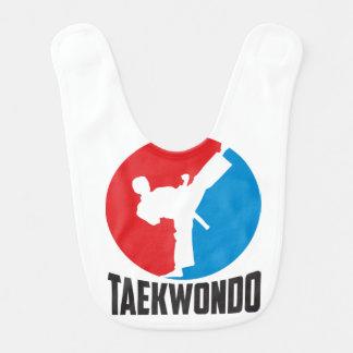Taekwonbaby. Bibs
