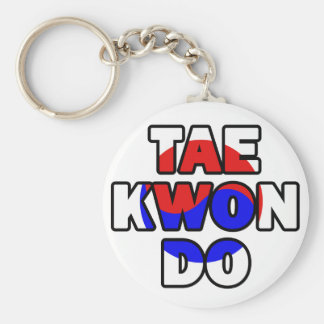 Taekwondo 003 key ring