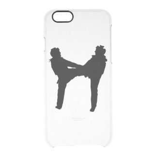 Taekwondo Clear iPhone 6/6S Case
