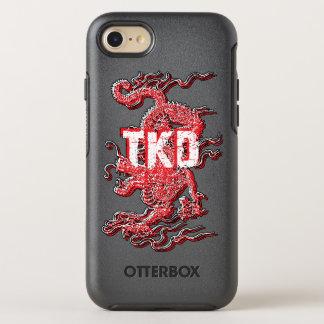 Taekwondo Dragon OtterBox Symmetry iPhone 8/7 Case