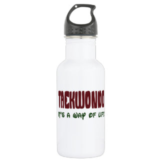 Taekwondo It's a way of life 532 Ml Water Bottle