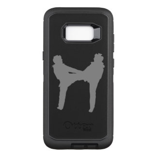 Taekwondo OtterBox Defender Samsung Galaxy S8+ Case