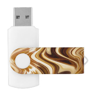 Taffy Pull Flash Drive Swivel USB 2.0 Flash Drive
