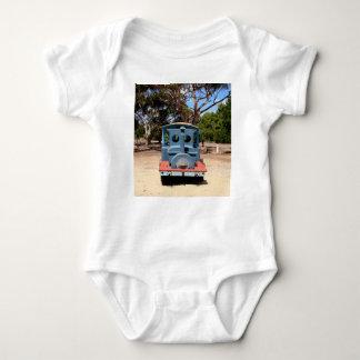 Taffy, Train Engine Locomotive 2 Baby Bodysuit