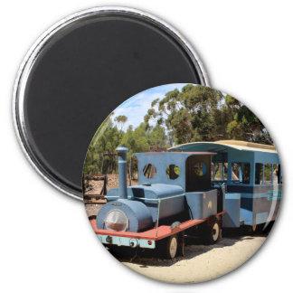 Taffy, train engine locomotive magnet