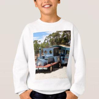 Taffy, train engine locomotive sweatshirt