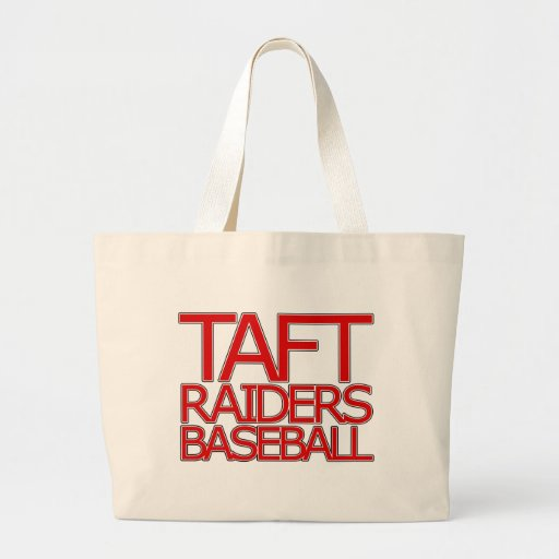 Taft Raiders Baseball - San Antonio Bags