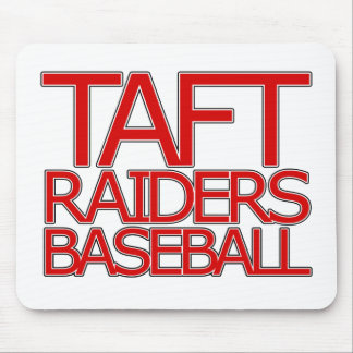 Taft Raiders Baseball - San Antonio Mouse Pad