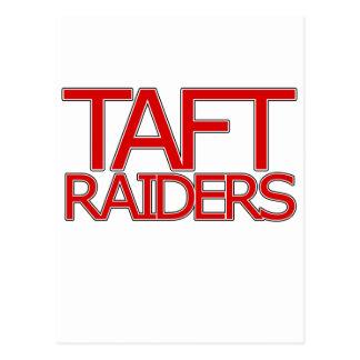 Taft Raiders - San Antonio Postcards