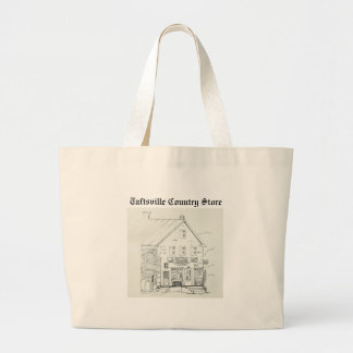 Taftsville Country Store canvas tote bag