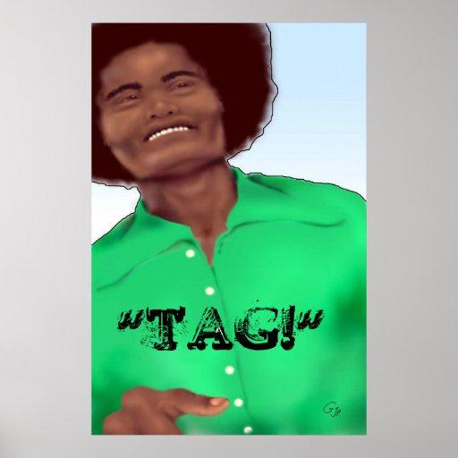 """Tag"" Poster"