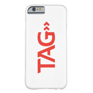 Tag Process Service Barely There iPhone 6 Case