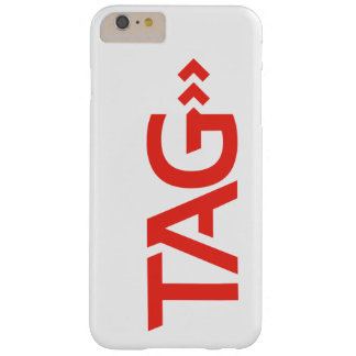 Tag Process Service Barely There iPhone 6 Plus Case