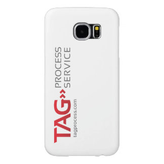 Tag Process Service Samsung Galaxy S6 Barely There Samsung Galaxy S6 Cases