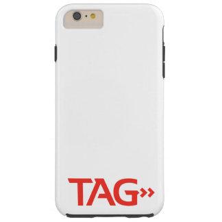Tag Process Service Tough iPhone 6 Plus Case