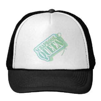 Tag Scrapbook Queen Tshirts and Gifts Cap