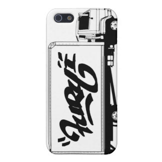 tag truck case for the iPhone 5